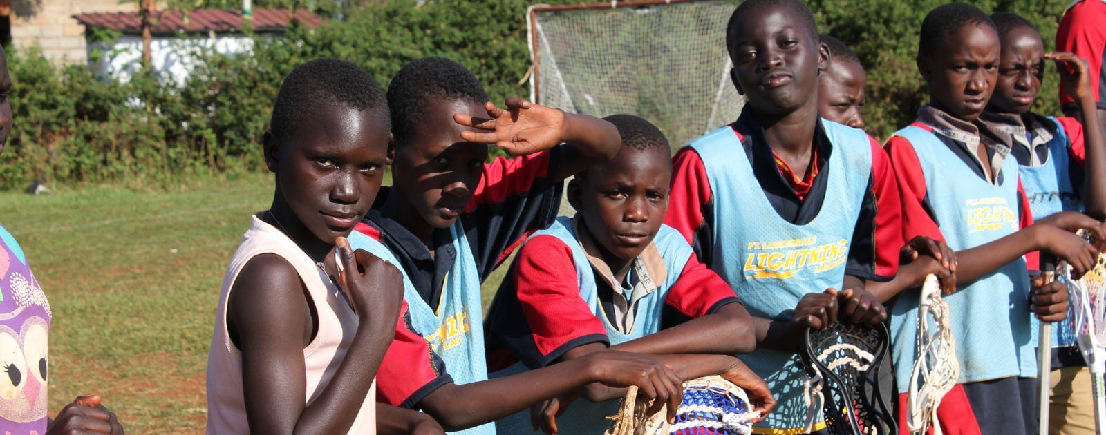 Kids Lacrosse Africa