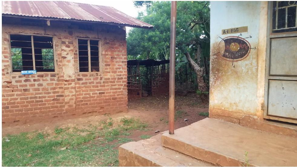 BUSALA PRIMARY SCHOOL CLASSES KITCHEN ADMINISTRATIVE